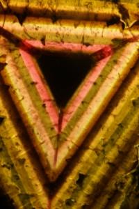 Turmalin Struktur